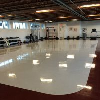 floor stripping and waxing service