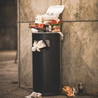 trash removal and recycling service