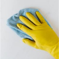 wiping and dusting service